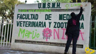 Photo of #Morelia Marijo Y Nilda Recordadas En La Facultad De Veterinaria