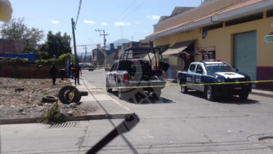 Photo of #Michoacán Intentan Asesinarlo Y Corre Para Salvarse; Logra Escapar