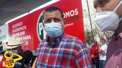 Photo of Memo Valencia No Declinará Por Alfonso Martínez En Contienda Por Alcaldía De Morelia