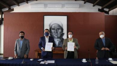 Photo of Acuerda Gobierno De Michoacán Incremento Salarial Con El STASPE