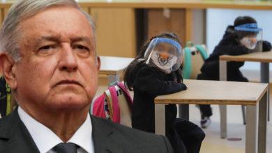 Photo of AMLO Pide A SEP Que Respete Si Escuelas Privadas Quieren Regresar A Clases Presenciales