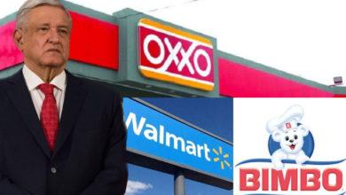 Photo of AMLO Quiere Hablar Con Walmart, Oxxo Y Bimbo Pa Aclarar Lo Del Pago De Luz