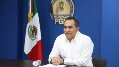 Photo of #Michoacán López Solís: Fiscalía Aumentó Detención De Asesinos Y Feminicidas  31%