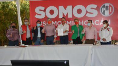 Photo of Nombran A Carlos Herrera Como Coordinador De Estructuras Del PRI