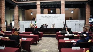 Photo of #Michoacán Congreso Tiene Nueva Presidenta: Se Reestructuró Mesa Directiva