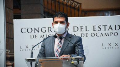 Photo of #Michoacán Diputado Michoacano Presenta Informe De Actividades Como Presidente Del Congreso