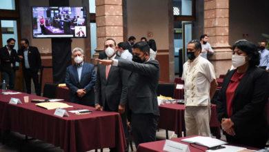 Photo of #Michoacán Bancada Morenista Tiene Nuevo Integrante En El Congreso