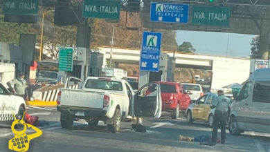 Photo of #Michoacán Guardia Nacional Enfrenta A Delincuentes, Un Muerto Y Un Detenido En Caseta De Taretan