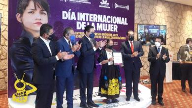 Photo of Mujeres Purépechas Reciben Premio Eréndira Por Medicina Tradicional Y Derechos De La Mujer