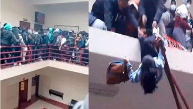 Photo of #DeShock 3 Alumnos Mueren Y 5 Resultan Heridos Tras Caer De 4to Piso De Su Universidad
