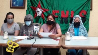 Photo of #Morelia Mujeres Del FNLS Alistan Manifestación Para Este 8 De Marzo