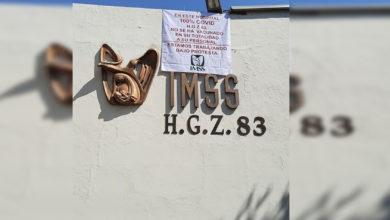 Photo of #Morelia Personal Médico Del IMSS Camelinas Señala No Han Sido Vacunados En Totalidad