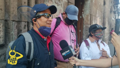 Photo of #Morelia Personas Invidentes Se Manifiestan En Busca De Apoyos