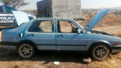 Photo of Rescatan VW Robado, En La Nueva Aldea De Morelia