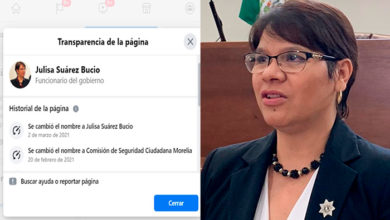 Photo of #Morelia Excomisionada De Seguridad Se Agandalla Fanpage De Ayuntamiento Para Aspiración Política