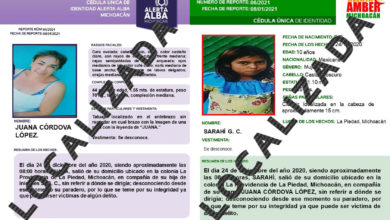 Photo of Mamá E Hija Michoacanas Desaparecidas Desde Navidad Son Localizadas Sanas Y Salvas