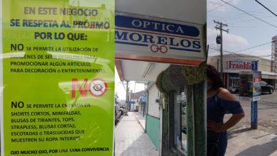 Photo of En México: Óptica Discrimina A Chava Por Usar Blusa De Tirantes