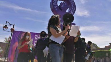 Photo of Desde Morelia Feministas Hacen Llamado A PARO LABORAL Por Violencia Y Desigualdad En Empleos