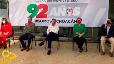 Photo of #Michoacán Solo Es Una Estrategía Política: PRI Sobre Juntarse Con PAN & PRD