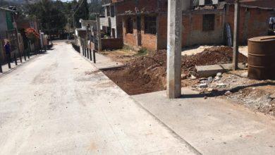 Photo of #Morelia Calle Integral En Jesús Del Monte Se Encuentra En 90% De Ejecución