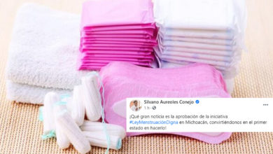 Photo of Silvano Celebra #LeyMenstruaciónDigna Que Dota De Artículos A Niñas Y Chavitas