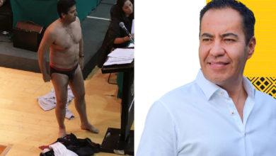 Photo of #Michoacán García Conejo: No Sé Qué Función Tendré, Pero Seré Un Soldado De Carlos Herrera