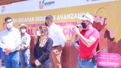 Photo of Obras Viales Benefician A Más De 9 Colonias En Uruapan