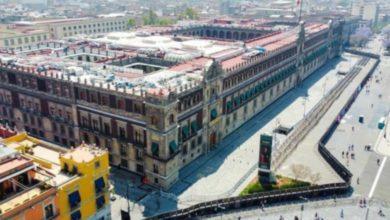 Photo of AMLO Asegura Que Vallas En Palacio Nacional Es Para Evitar Provocaciones De Infiltrados