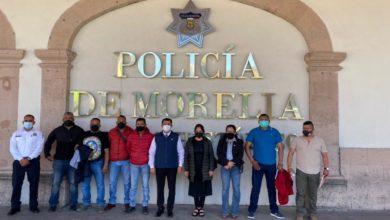 Photo of Gobierno De Morelia Comparte Su Sistema De Justicia Cívica Con Autoridades Del Estado De México