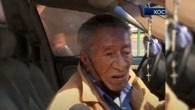 Photo of En México: Vacunan Contra COVID A Abuelito Que Perdió A 8 Familiares Por El Virus