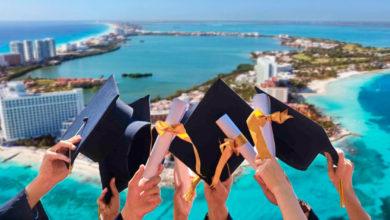 Photo of Chavos Argentinos Celebran Su Graduación En Cancún, Regresan Contagiados De COVID-19