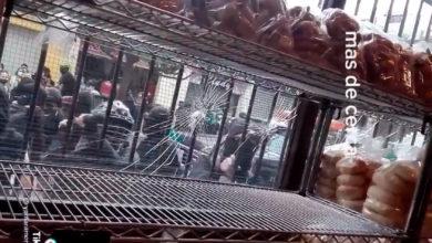 Photo of Graban Ataque Feminista A Panadería Desde Adentro
