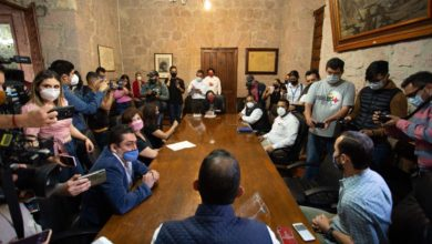 Photo of Instala Gobierno De Morelia Mesa De Diálogo Con Organizadores De Eventos Y Fiestas