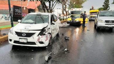 Photo of #Morelia Choque Multiple  En La Madero Y Dos Accidentes En El Periférico