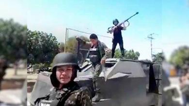 """Photo of #Video CJNG Presume """"Monstruos"""" Que Le Arrebataron A Los Viagras"""