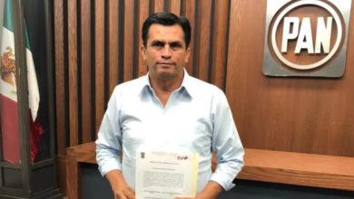"Photo of PAN Pide Quitar Cargo A Diputado Michoacano Que Dijo Poder Gastar Dinero Público Hasta Con ""P*t4s"""