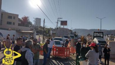 Photo of #Morelia Cerrada la Bajada Mil Cumbres y Tres Marías, Vecinos Se Oponen a Obra