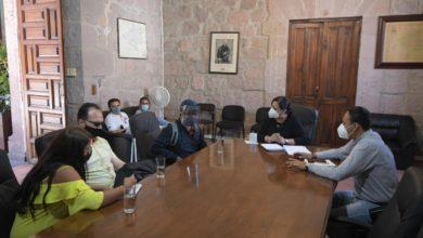 Photo of Ayuntamiento De Morelia Atiende A Miembros De Asociación de Invidentes del Estado
