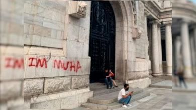 Photo of En México: Detienen A Grafitero De Marruecos Por Rayar Bellas Artes