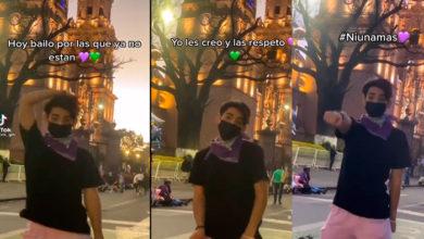 """Photo of #Morelia Vato Hace Tiktok """"Feminista"""" Y Lo Tunden En Redes"""