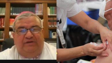 Photo of Confiesa Arzobispo de Morelia Que Ya Se Vacunó Desde Hace 22 Días