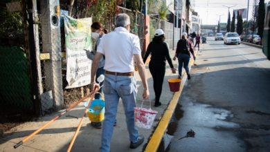 Photo of Morelianos Se Unen En Limpieza De Avenida Periodismo
