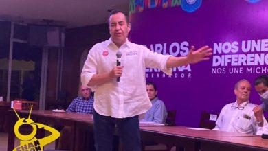 Photo of Carlos Herrera Cierra Gira En Sahuayo Y Morón Aún En La Cuerda Floja