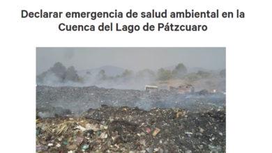 Photo of Con Firmas Buscan Pedir Que Se Declare Emergencia Sanitaria En Lago De Pátzcuaro