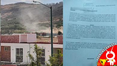 Photo of #Denúnciamesta Polvo de trituradora afecta salud de habitantes; Autoridades No dan respuesta