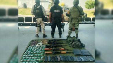Photo of #Michoacán Detienen A Presunto Agresor De Convoy De Vacunación En Tangancícuaro
