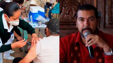 Photo of Incertidumbre Por Vacunación Vs COVID-19 En Erongarícuaro, Edil Pide Paciencia