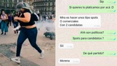 Photo of 'La Reinota' Recibe Ataques En Redes Por Rechazar A Morena