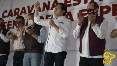 Photo of Grito De ¡No Estas Solo! Exclama Dirigente Nacional De MORENA A Morón