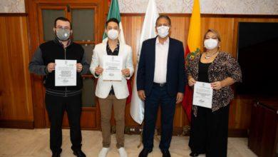 Photo of #Morelia Entregan Nombramientos A Nuevos Encargados De Dependencia Municipales